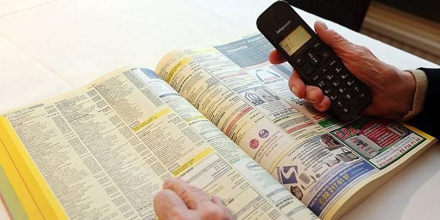 Gaspillage: encore 2,2 millions de bottins téléphoniques distribués ! - La DH