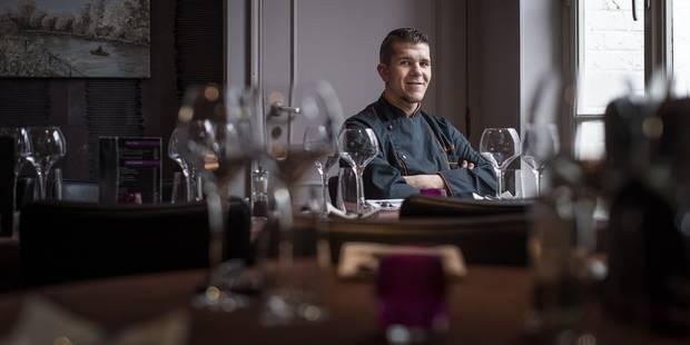 """Kévin Roquet: """"J'étais sûr de quitter Top Chef"""" - La DH"""