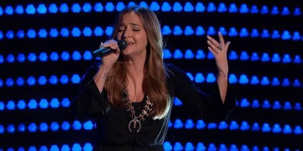 Actrice dans sa jeunesse, elle bluffe tout le jury de The Voice (VIDEO) - La DH