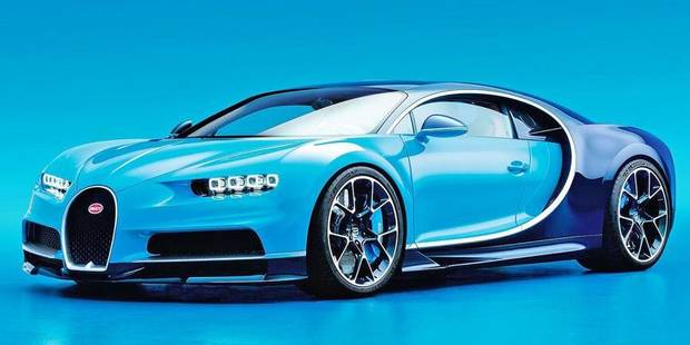 Mc Laren, Lamborghini, Bugatti,...: Les étoiles de Genève? - La DH