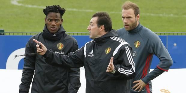 La Belgique toujours en tête du classement FIFA - La DH