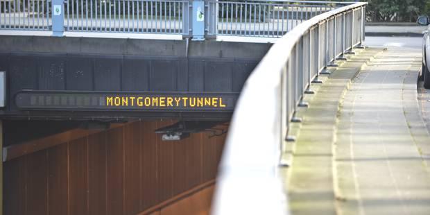 La dalle du tunnel Montgomery retirée avant l'été - La DH