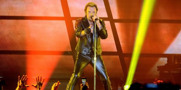 Johnny sur grand écran depuis Bruxelles - La DH