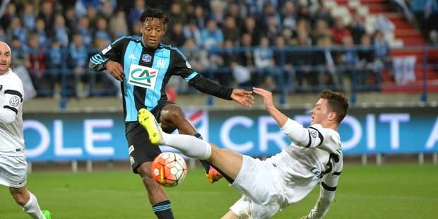 Belges à l'étranger: Batshuayi qualifie l'OM en Coupe, nouvel assist pour Musonda (VIDEOS) - La DH