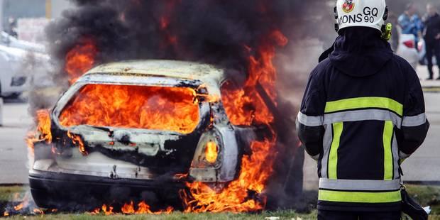 Les pompiers de la zone Hainaut-Centre en ébullition - La DH
