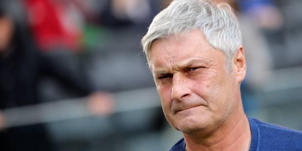 Bundesliga: L'Eintracht Francfort renvoie son entraîneur Armin Veh - La DH