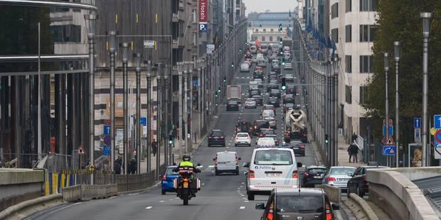 Attention si vous vous rendez à Bruxelles ce mardi: des perturbations à prévoir - La DH