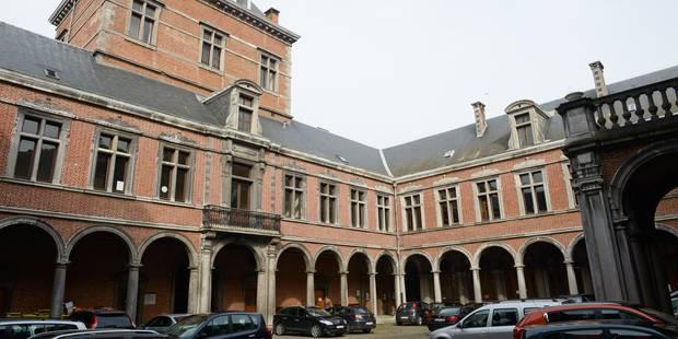 Menace d'attentat au palais de justice de Namur : un suspect interpellé - La DH