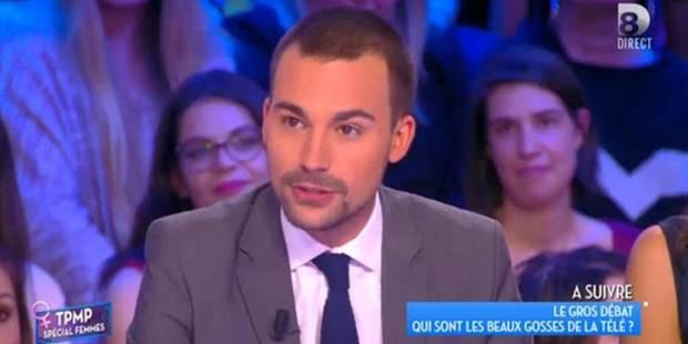 """""""Touche pas à mon poste"""": Bertrand Chameroy quitte provisoirement l'émission (VIDÉO) - La DH"""