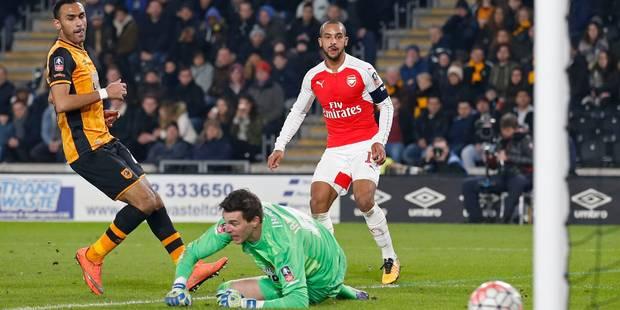 FA Cup: Giroud et Walcott envoient Arsenal en quarts de finale - La DH