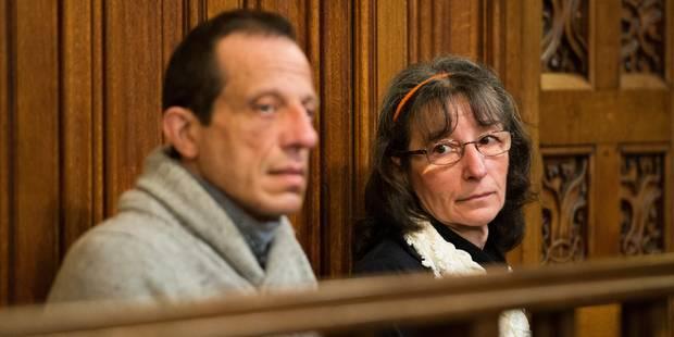 Rita Henkinet est déclarée coupable de deux assassinats - La DH