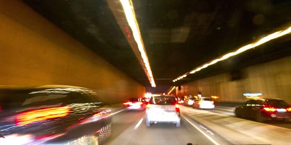 Le ministre de la mobilité veut un nouveau tunnel à Bruxelles ! - La DH