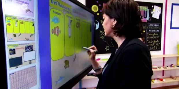 """""""Le Dauphin est un poisson"""": voici la vidéo de la bourde de Joëlle Milquet - La DH"""