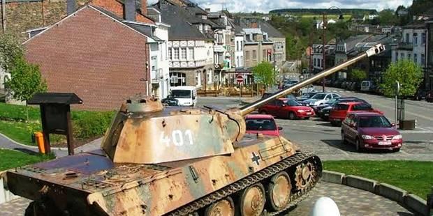 Le déplacement du char Panther crée la polémique - La DH