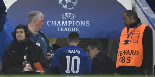 Hazard fâche à nouveau les supporters de Chelsea - La DH