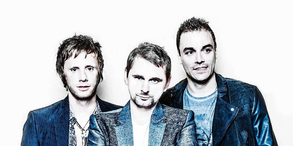 Rock Pop Group Muse