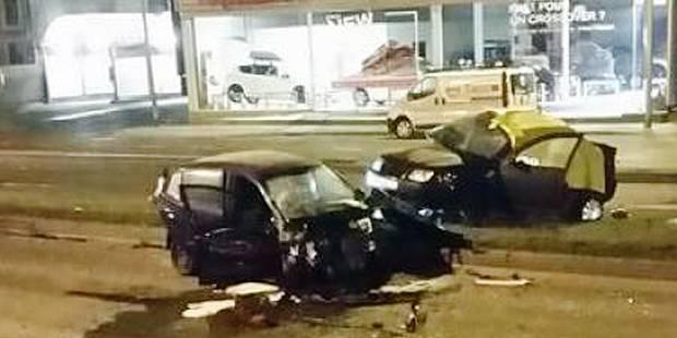 Trois morts dans une collision près du centre de Liège (INFOGRAPHIE) - La DH