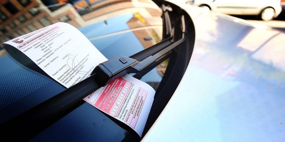 Amendes stationnement: un pactole qui monte jusqu'à 345.000 € ! - La DH