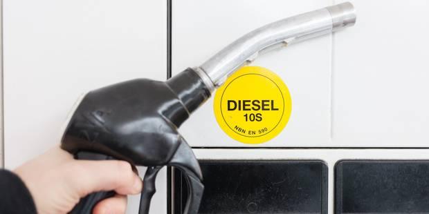 Hausse du diesel et du mazout de chauffage dès ce samedi - La DH