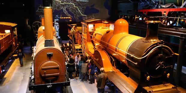 """Le musée """"Train World"""" atteint le cap des 100.000 visiteurs - La DH"""