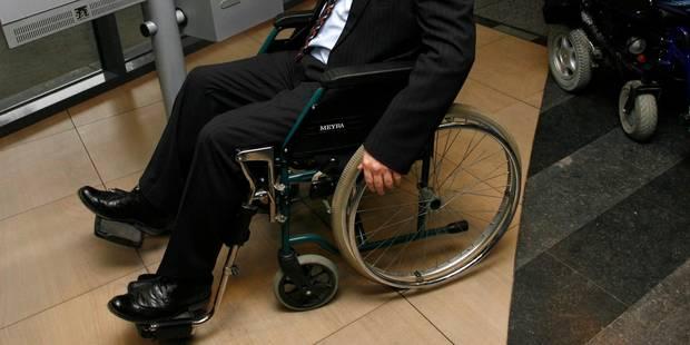 Il braque la banque en fauteuil roulant dans le centre de Zagreb - La DH