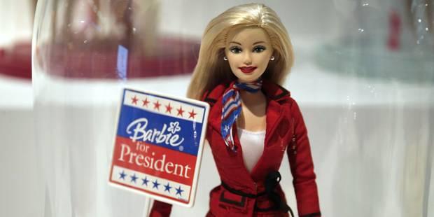 Barbie, la poupée la plus célèbre du monde au musée - La DH