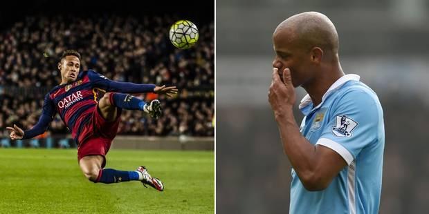 Le Barça au top, City gaspille: tout le foot européen en un clic - La DH