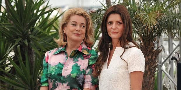Chiara Mastroianni se lâche sur sa mère - La DH