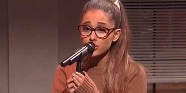 Spears, Shakira ou Rihanna, Ariana Grande imite ces chanteuses à la perfection - La DH