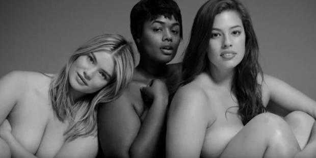 #ThisBody, une campagne aux courbes généreuses refusée par deux chaînes américaines - La DH