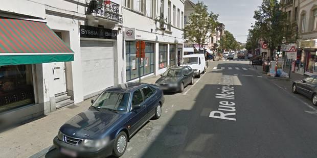 En deux mois, 1.200 PV pour stationnement sauvage dans une rue commerçante à Laeken - La DH