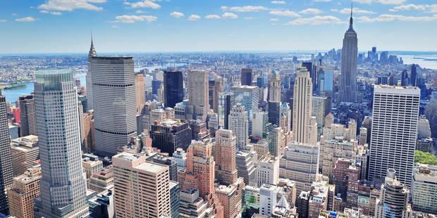 Les Européens rêvent de visiter New York au moins une fois dans leur vie - La DH