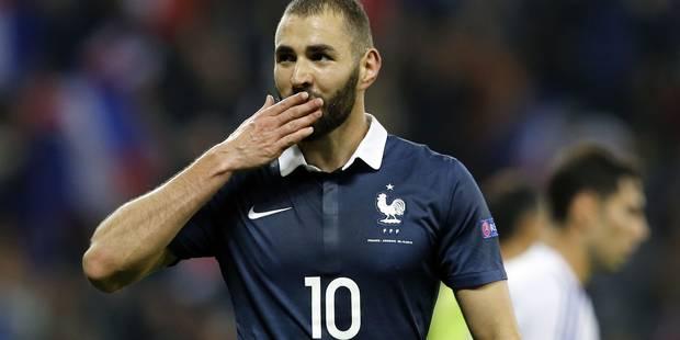 Clash: la réponse de Karim Benzema à Manuel Valls, soutenu par Ribéry - La DH