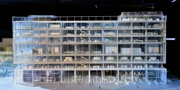 La RTBF s'offre un palais (PHOTOS) - La DH