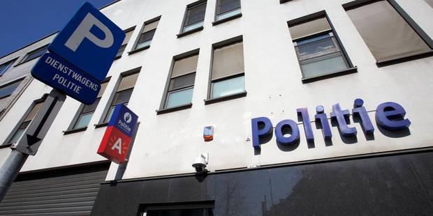 Vol avec violence et extorsion en bande organisée, trois policiers d'Anvers arrêtés et suspendus - La DH