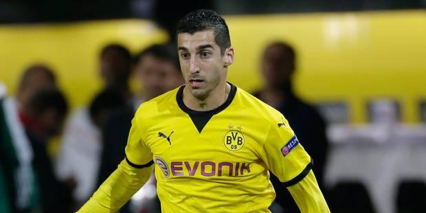 Bundesliga: Dortmund se fait peur mais garde espoir - La DH