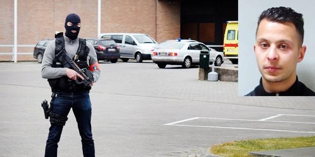 13 portes blindées pour enfermer Salah Abdeslam ! - La DH