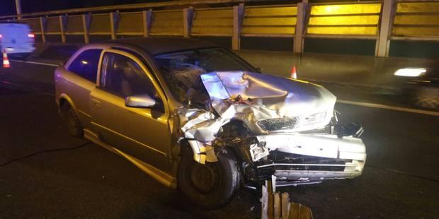 Jumet: deux blessés dont un grave sur l'A54 - La DH