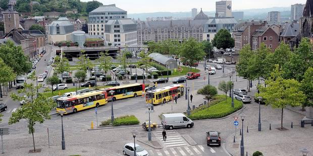 Liège: Cadran, grand chambardement - La DH