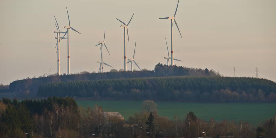 L'éolien wallon en plein renouveau (INFOGRAPHIE)