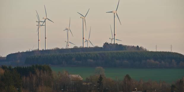 L'éolien wallon en plein renouveau (INFOGRAPHIE) - La DH