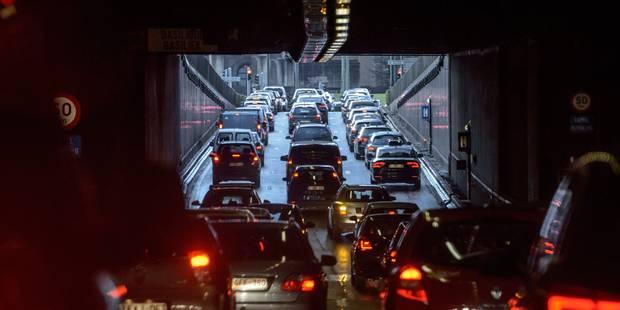 Davantage d'embouteillages à Bruxelles, Liège et Charleroi en 2015 - La DH