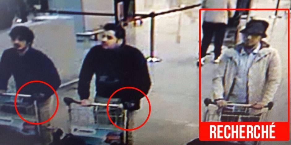 Ils transportaient leurs bombes dans des valises après avoir pris le taxi !