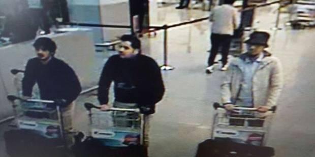 Attentats de Bruxelles: le rôle clé du taximan qui a déposé les terroristes à l'aéroport - La DH