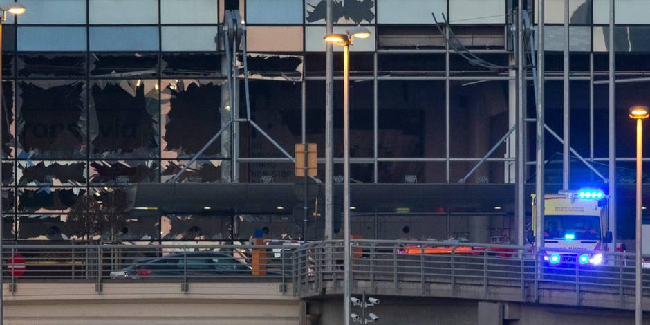 """Attentats de Bruxelles: un ordinateur, au contenu qualifié d'""""intéressant"""", a été retrouvé"""