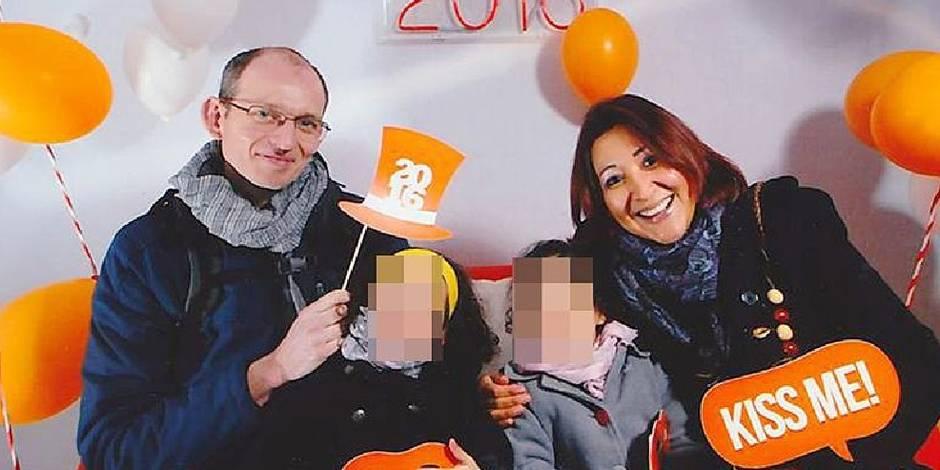 Attentats de Bruxelles: Adelma Marina tuée sous les yeux de ses deux filles