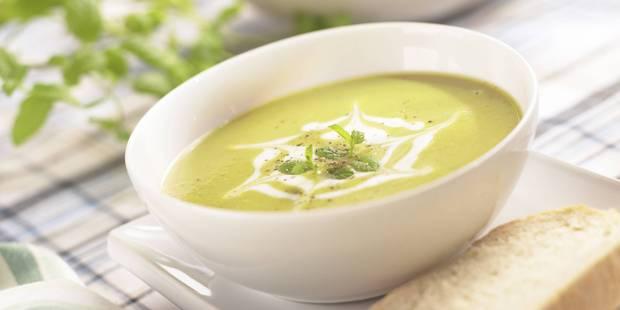 Comment bien choisir sa soupe pour garder la ligne - La DH