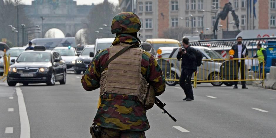 Attentats de Bruxelles: nouveau bilan provisoire de 31 morts et 300 blessés