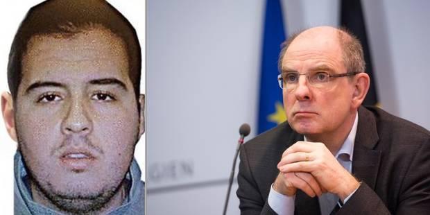 Attentats de Bruxelles: Ibrahim El Bakraoui livré à la Belgique? Koen Geens dément - La DH