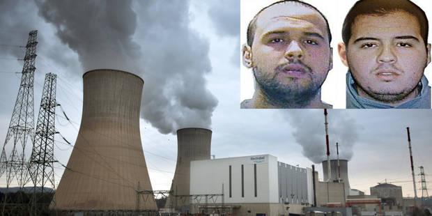 Exclusif: les frères El Bakraoui visaient nos centrales nucléaires ! - La DH